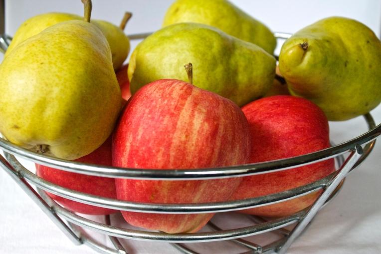 Apple Pear Cobbler | Christina With Caramel