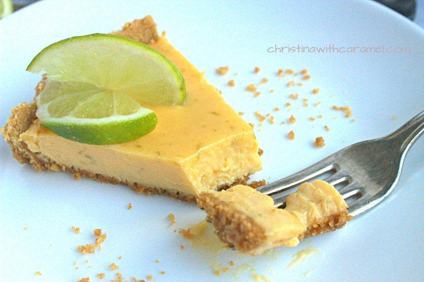 Lemon Lime Pie | Christina with Caramel