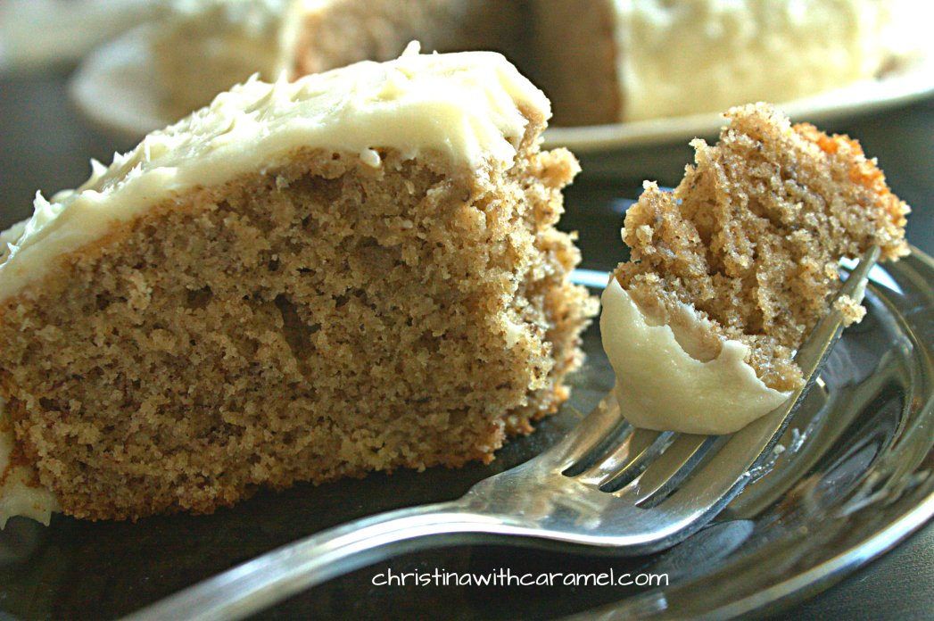 Banana Spice Cake | Christina With Caramel