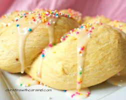 Sweet Orange Easter Bread